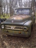Another Old Truck by KMKramer44