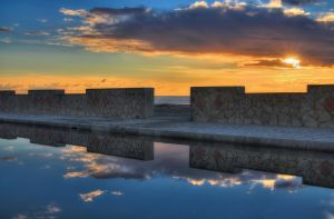 Mirror of sky-HDR by yoctox