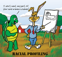 Racial Profiling by woohooligan