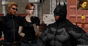 Chris now is the Batman by WolfShadow14081990