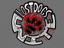 Lost Dogs Unite Basic Logo by Rogercarter
