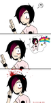 Silly Emo by keke99