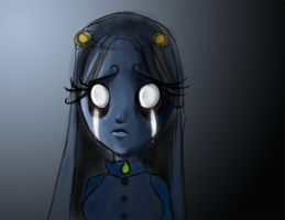 Miserable - WIP by The-Concept-Artist