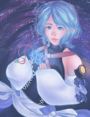 [Kingdom Hearts] Hope Beyond Darkness by SweetyTwilight