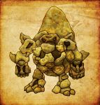 Rock Beast by haha-tommy