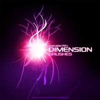 Dimension Brushes by Axeraider70
