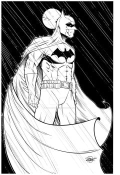 Batman Commission by RichardZajac