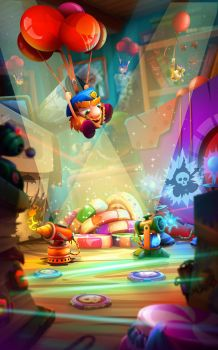 Candy Thieves by fremor