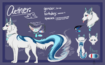 { aether } owned by angelfonds by rainfreezer