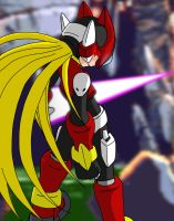 "Original Zero ""The Alpha .... by tsukasasign"