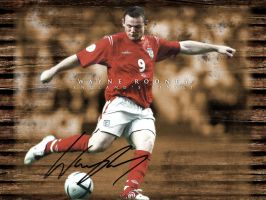 wayne rooney: englands finest by operation182