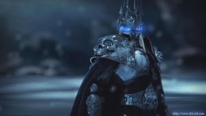 Arthas Cinematic Still update by ArthurD2