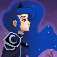 Princess Luna by Ric-M