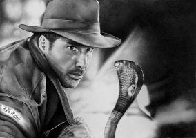 Indiana Jones by zetcom