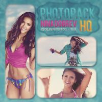 Nina Dobrev Photopack #1 by IceCreamPhotopacks