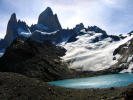 Fitz Roy by BatesMotel