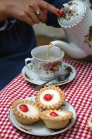 Vintage - Tea and cakes. by StephanieRound