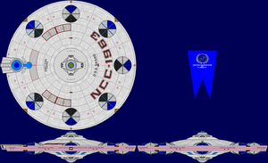 USS Skaro Multi-View by captshade