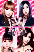 2NE1 COLLECTION IPOD WALLPAPER by Awesmatasticaly-Cool