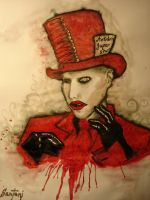 Mad Hatter by Santani