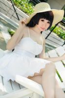 Ore no Imouto - Summer Kuroneko by Xeno-Photography