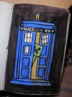 tardis and creeper by anadarksoul