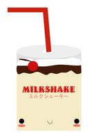 Milkshake for Alanna by pullmeoutalive