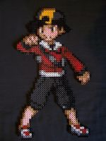 Ethan - HeartGold SoulSilver by Althalnos