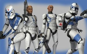 501st Boys by Jedi-Cowgirl