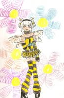 Sweet Little Bumblebee by hopelessromantic721