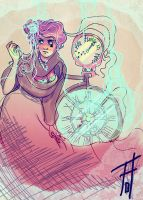 Time is what you make of it by OhAnneli