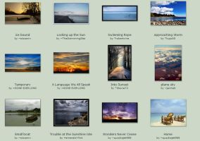 Feb submissions 6th-8th by Scapes-club