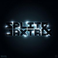 Split and Jaxta - 3D Logo by kontrastt