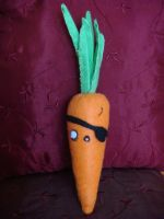 Pirat carrot by FrealaF