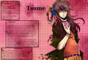 Sky Pirats OC: Tsume by Goay