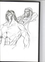 Darksiders by SpottedAlienMonster