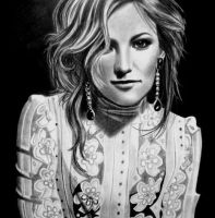 KATE HUDSON by AngelasPortraits