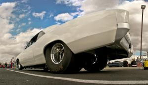 muscle car by SurfaceNick