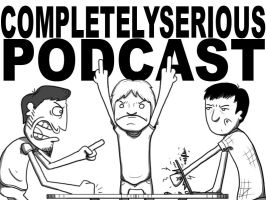 Completely Serious Podcast by SlamBradley