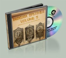 Insignia Brushes Vol. 5 by OIlusionista-brushes