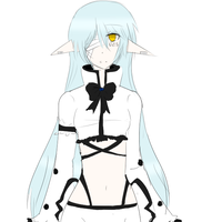 Ooc: Evelyn new design by AskPeterWhite