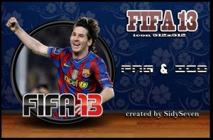 Fifa 13 Icon by SidySeven