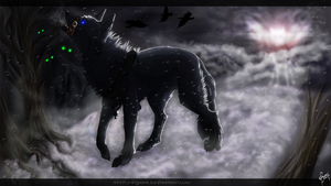 Between Heaven and Earth by Vignar