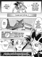 YGO Doujinshi: Page 1 by tamayouchi