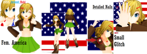 Fem. America DOWNLOAD by Ringtail14