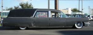 64 dropped hearse by CoffinCartel