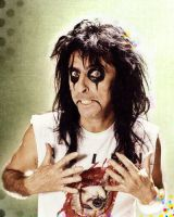 Alice Cooper by MusicFantic