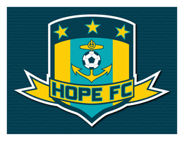 Hope FC Badge by JimmyNutini