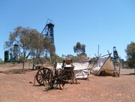 Rural Outback History by DirtyZephyrAssassin