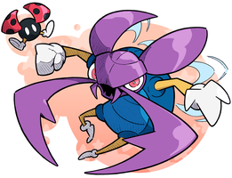 Bugzzy and Co. by Meowtwo